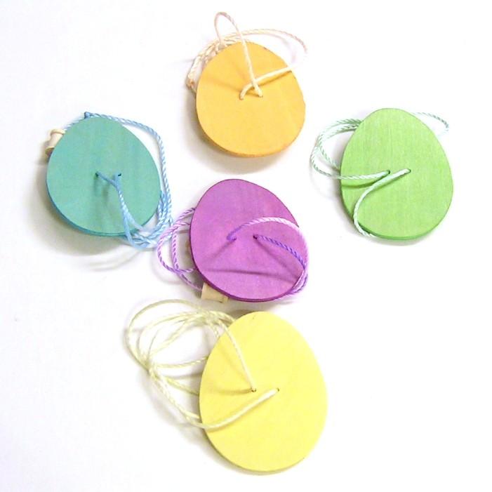 Easter Egg Spin Toys